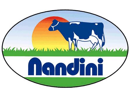 Nandini Milk logo