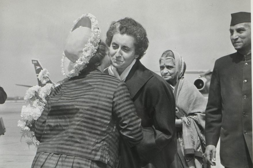 Indira and Freda